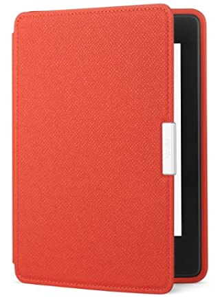 Amazon Kindle Paperwhite Leather Cover, Persimmon