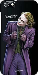Warner Bros Dark Knight - Batman Joker Back Cover for Huawei Honor 4X (Multicolor)