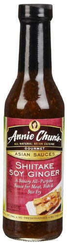 Annie Chun's Soy Ginger Sauce, 9.7 oz (Soy Ginger Sauce compare prices)
