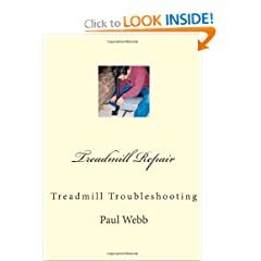 Treadmill Repair: Treadmill Troubleshooting: Volume 1 available at Amazon for Rs.383