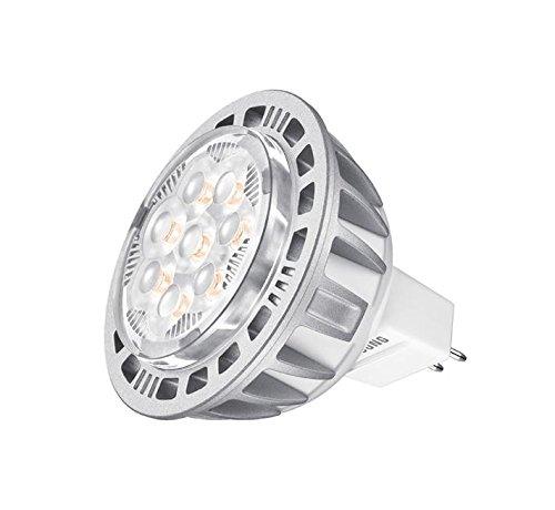 Samsung 5.3W(=35W) Led Mr16 Halogen Lamp Semiconductor Dimmable Spot Light 12V Bulb 2700K Warm White Gu5.3 Socket