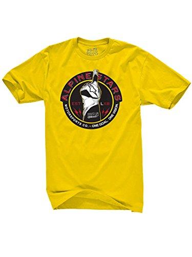 Alpinestars First Classic T-Shirt 2013 Gold XL/X-Large