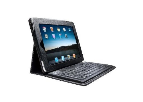 Kensington KeyFolio Bluetooth Keyboard Case for iPad  &  iPad 2 - keyboard