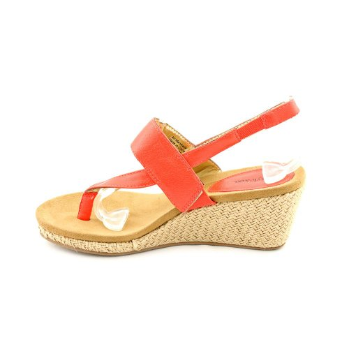 1. Style and Co Women Amber Wedge Sandals