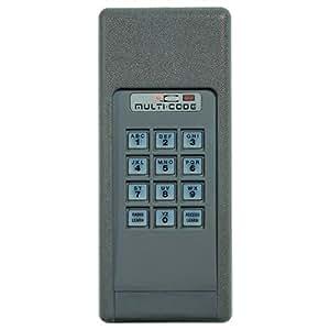 Multi Code 420001 300mhz Door Opener Wireless
