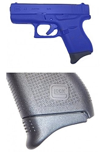 Pearce Grips PG-43 Grip Extension for Glock 43