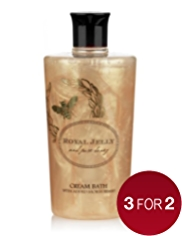Royal Jelly & Pure Honey Cream Bath 400ml