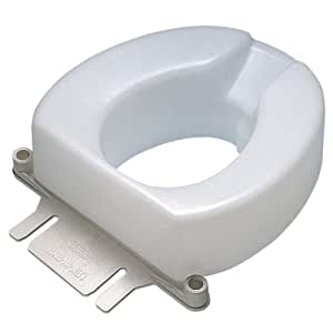 "Tall-Ette 725841000 2"" Standard Elevated Toilet Seat"