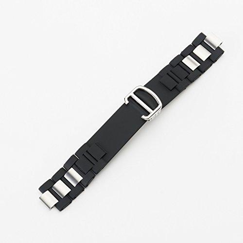 timeless design ac8d1 62529 腕時計 ベルト シリコン ラバーバンド ( Cartier カルティエ ...