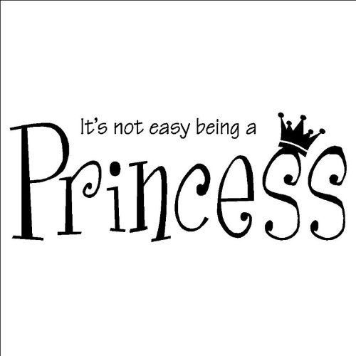 Princess Girl Quotes: Wall Quotes For Girls Rooms