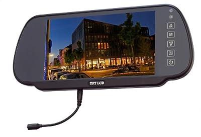 17,8cm (7 ZOLL) Auto TFT LCD Bluetooth Rückspiegel mit Monitor von firstprice24.de bei Reifen Onlineshop
