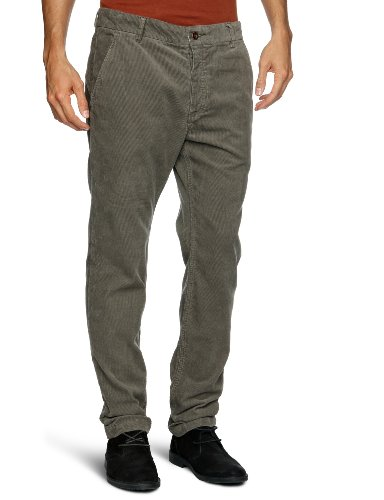 Firetrap Doom Tapered Men's Trousers Bark Regular W34INxL32IN