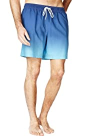 Blue Harbour Dip Dye Swim Shorts [T28-7972B-S]