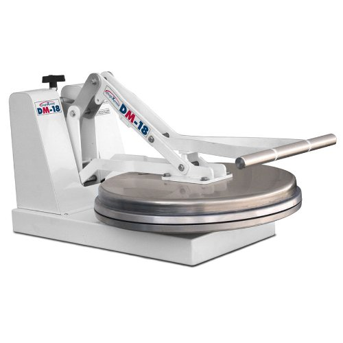 DoughXpress DM-18NH Economic Manual Cold Pizza Dough Press with 18