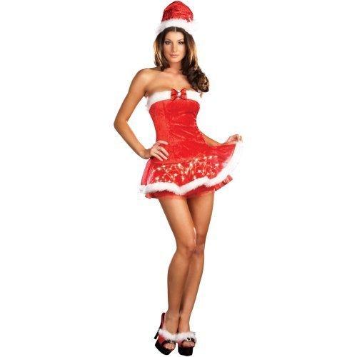 Holiday De-Light Costume Adult