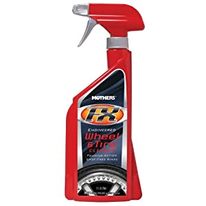 Mothers 20524 FX Wheel & Tire Cleaner - 24 oz