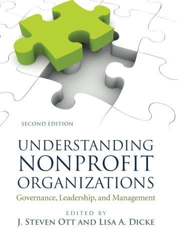 Understanding Nonprofit Organizations: Governance,...