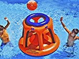 Jeu basket gonflable