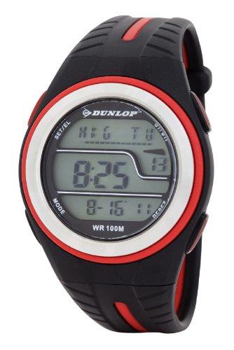 Bernex DUN-196-G07 - Reloj digital unisex de plástico Resistente al agua