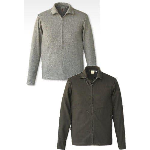 (アビレックス)AVIREX 毎日着るからタフでリーズナブル デイリーシリーズ 『 リブ素材 ZIP トラックジャケット 』 av6103042 (XL, ブラック)