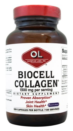Olympian Lab Biocell Collagen Ii, 1500Mg, 300-Count