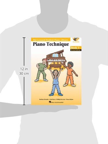 Piano Technique: Book 3