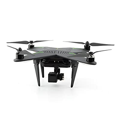 XIRO Xplorer V 4-axis Quadcopter RC Drone FPV Transmission Gimbal With Remote Controllor (V Version)