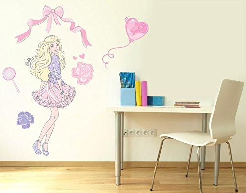 Klebefieber DS 1014-B Wandtattoo Bezaubernd in rosa B x H: 70cm x 130cm (erhältlich in 10 Größen) günstig kaufen