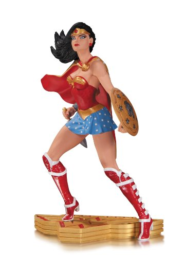 DC Collectibles Dc Collectibles Wonder Woman: The Art Of War: Wonder Woman By Jim Lee Statue