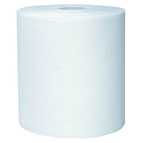 kleenex-50606-hard-roll-towels-8-x-600ft-1-3-4-core-dia-white-6-rolls-carton