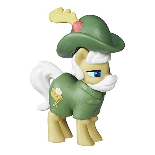 My Little Pony Friendship is Magic Collection Apple Strudel Figure - 1