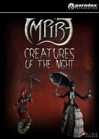 Impire: Creatures of the Night DLC [Online Game Code]