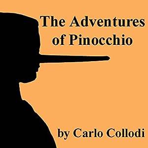 The Adventures of Pinocchio Audiobook