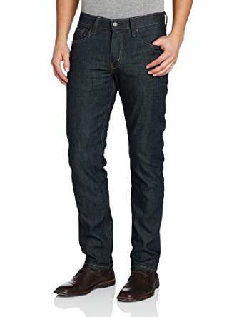 Levi's Men's 511 Slim Fit Jean, Rinsed Playa, 28x30