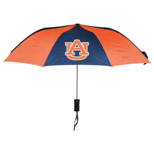 "McArthur Totes Auburn Tigers 42"" Folding Umbrella at Amazon.com"