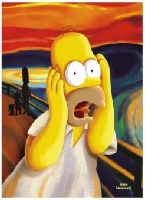 Magnets - The Simpsons - Homer Scream - 1