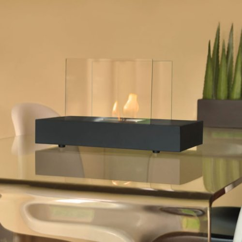 Bio-ethanol Table Top Fireplace Sevilla by La Hacienda