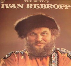 ivan rebroff the best of ivan rebroff music. Black Bedroom Furniture Sets. Home Design Ideas