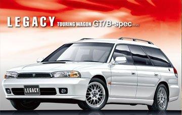 1/24 ザ・ベストカーGT No.51 レガシィ ツーリングワゴン GT (BG5)