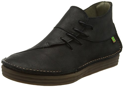 El Naturalista Nf81 Pleasant Rice Field, Stivali Chukka Donna, Nero (Black N01), 37 EU
