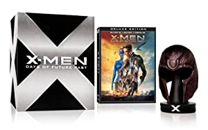 X-Men: Days of Future Past (Amazon Exclusive) [Blu-ray]