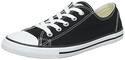 Converse Chuck Taylor All Stars Dainty Womens Shoes US 7.5 Black