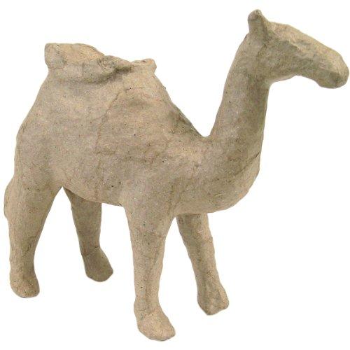 Paper Mache Figurine 4.5