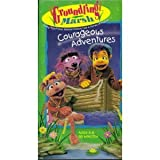 Groundling Marsh - Courageous Adventures [VHS]