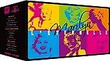 Coffret 17 DVD Marilyn Monroe l'�ternelle