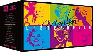 Coffret 17 DVD Marilyn Monroe l'éternelle