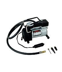 12V - 150 PSI Heavy Duty Air Pump - Electric Car Bike Metal Air Compressor Pump Tire Inflator