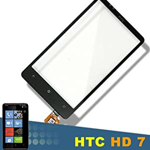 Windows HTC HD7 Digitizer Touch Screen Glass Replacement