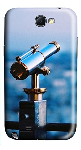 Samsung Note 2 Case Astronomical Telescope 3D Custom Samsung Note 2 Case Cover