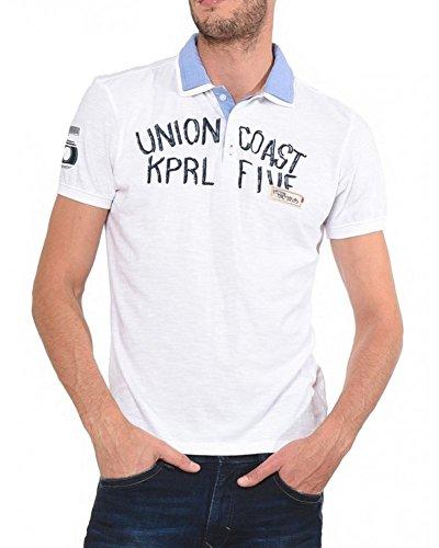 Kaporal Jeans - Kaporal Polo Milo White - S, bianco